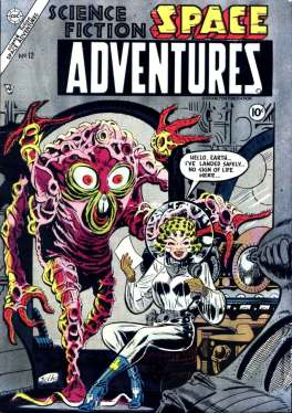 Space Adventure Issue #12