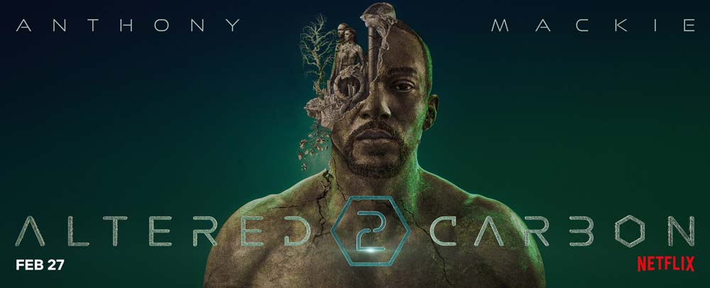 Altered Carbon: Season 2Review